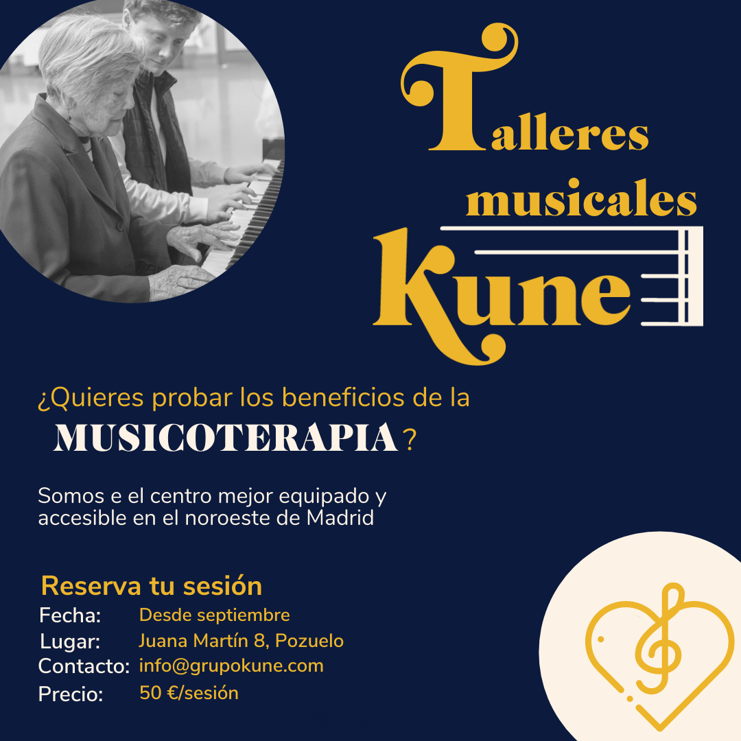 Sesión individual de musicoterapia
