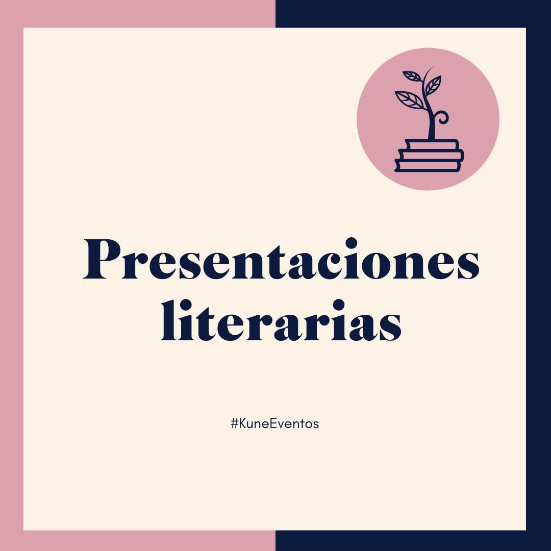 Presentaciones literarias